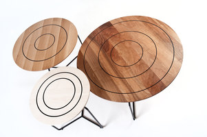 RINGS coffee tables | Prototypes | Gabriela Bellon