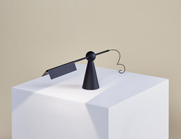 Mill Table Lamp | Prototypen | Earnest Studio