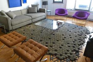 Pompons | Prototypes | Laure Kasiers Design