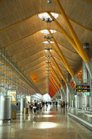 Madrid Barajas Airport | Manufacturer references | MOSO reference projects