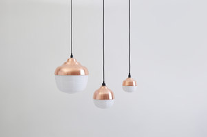 The New Old Lightcopper family | Prototypen | kimu design studio