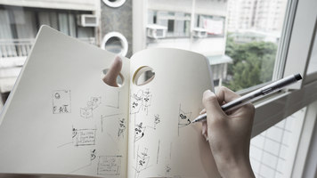 Detective Notebook | Prototypes | kimu design studio