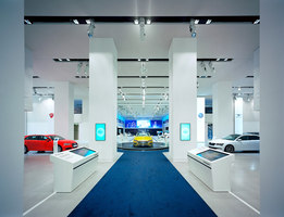 Drive. Volkswagen Group Forum | Stand fieristici | macom | AudioVisual Design