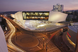 New Porsche Museum | Museums | macom | AudioVisual Design