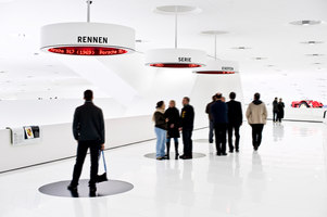 New Porsche Museum | Musei | macom | AudioVisual Design