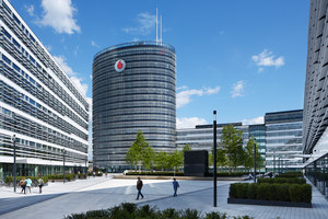 Vodafone Campus Düsseldorf | Office buildings | macom | AudioVisual Design