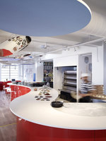 Living Lab for PizzaExpress | Restaurant interiors | Ab Rogers Design