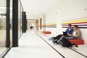 Fontys Sports College | Manufacturer references | Quinze & Milan reference projects