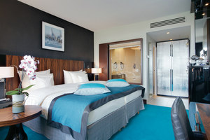 Radisson Blu Hamburg | Manufacturer references | Kaldewei