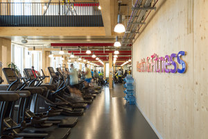 BskyB Health and Fitness Centre | Terrains de sport | Arup