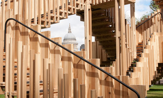 Endless Stair | Estructuras temporales | Arup
