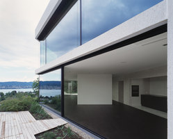 House on Lake Zurich | Manufacturer references | air-lux