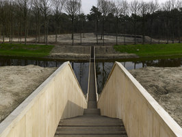 Moses Bridge | Ponti | RO&AD architecten