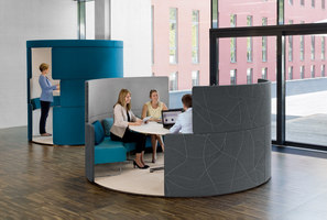 A Hot Spot in the office | Manufacturer references | Bene