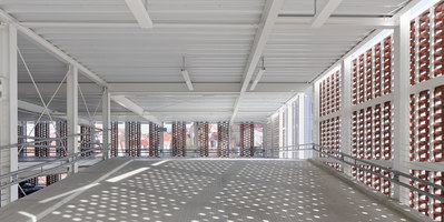 Cityparkhaus Backnang | Industrial buildings | mattes ∙ sekiguchi partner architekten BDA