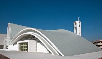 Complesso parrocchiale San Pio da Pietrelcina | Manufacturer references | Casalgrande Padana