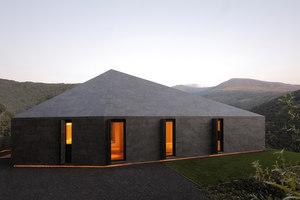 Montebar Villa, Medaglia, Canton of Ticino, Switzerland | Manufacturer references | Casalgrande Padana