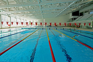 New Swimming Stadium at the Parco della Gioventù Sports Complex | Herstellerreferenzen | Casalgrande Padana