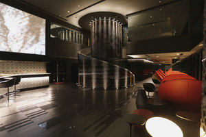 Sky Lounge Bar, Kempinski Residences and Suites | Manufacturer references | Casalgrande Padana