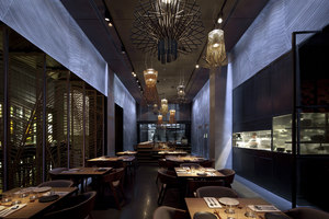 Taizu Restaurant | Manufacturer references | Foscarini