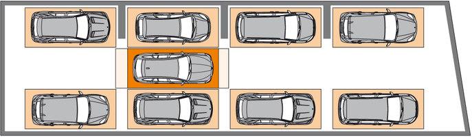 The Shard   Manufacturer references   KLAUS Multiparking