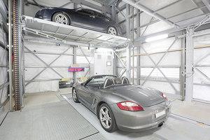 MasterVario R2C, Parramatta, Sydney | Manufacturer references | KLAUS Multiparking