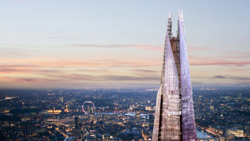The Shard | Manufacturer references | KLAUS Multiparking