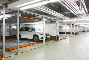 Im Zollhafen 12 - 14   Manufacturer references   KLAUS Multiparking