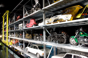 Swiss Museum of Transport | Manufacturer references | KLAUS Multiparking