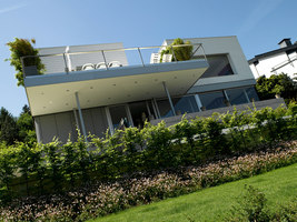 Villa Stuttgart | Manufacturer references | JUNG