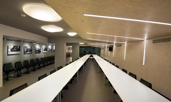 Refurbishment of the conference room «SIOTIS» | Bureaux | mp-architects