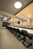 Refurbishment of the conference room «SIOTIS» | Oficinas | mp-architects