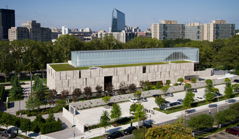 The Barnes Foundation | Parcs | OLIN