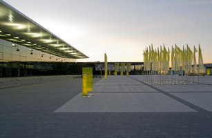Neue Messe | Trade fair & exhibition buildings | wulf architekten