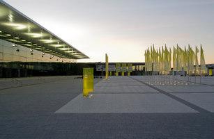 Neue Messe | Messe- und Ausstellungsbauten | wulf architekten