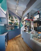 restaurant Jeanne B | Restaurant interiors | CcommeC