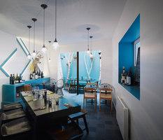 restaurant Jeanne B | Ristoranti - Interni | CcommeC