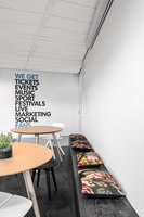 Ticketmaster Office | Manufacturer references | Rex Kralj