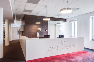Royal Canin head office | Manufacturer references | Carpet Sign