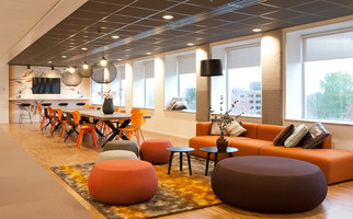 Rabobank Nijmegen | Manufacturer references | Carpet Sign