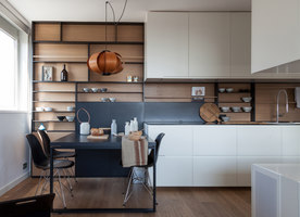 Diagonal Mar apartment | Living space | YLAB Arquitectos