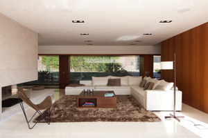 Bellaterra house | Living space | YLAB Arquitectos