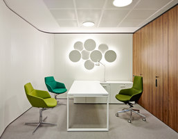 Inaugure Hospitality Headquarter | Office facilities | YLAB Arquitectos