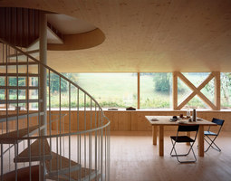 Stöckli in Balsthal | Detached houses | Pascal Flammer Architekten