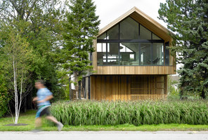 Maison Glissade | Detached houses | Atelier Kastelic Buffey