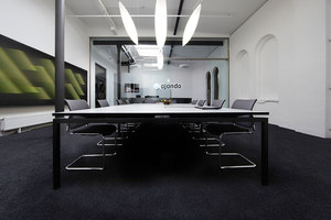ajando Next Level CRM | Office facilities | Peter Stasek Architects