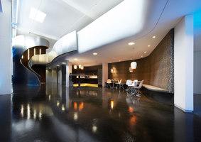 ajando Next Level CRM | Spazi ufficio | Peter Stasek Architects