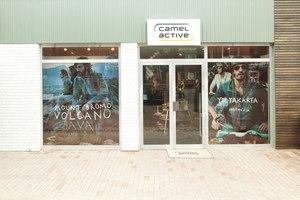THE ROADSIDE CONCEPT – worldwide Camel Active Store Design   Intérieurs de magasin   Jörg Mennickheim