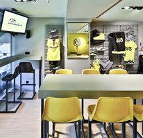 PUMA LOGE | Café interiors | Jörg Mennickheim