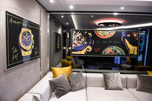 Hublot Suite 107 | Espacios habitables | Studioforma Architects